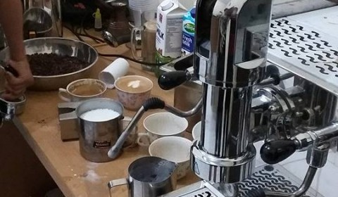 Machine Coffee